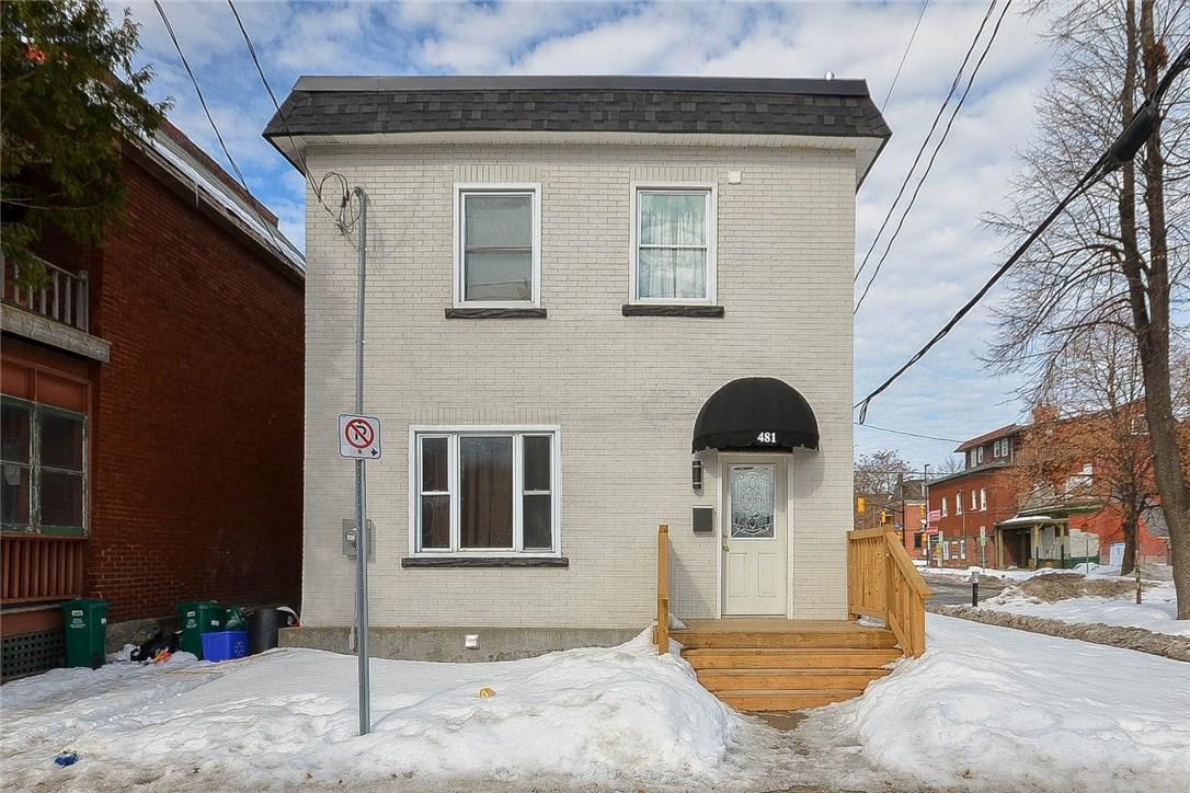 481 Besserer Street, Ottawa, Ontario K1N8H5