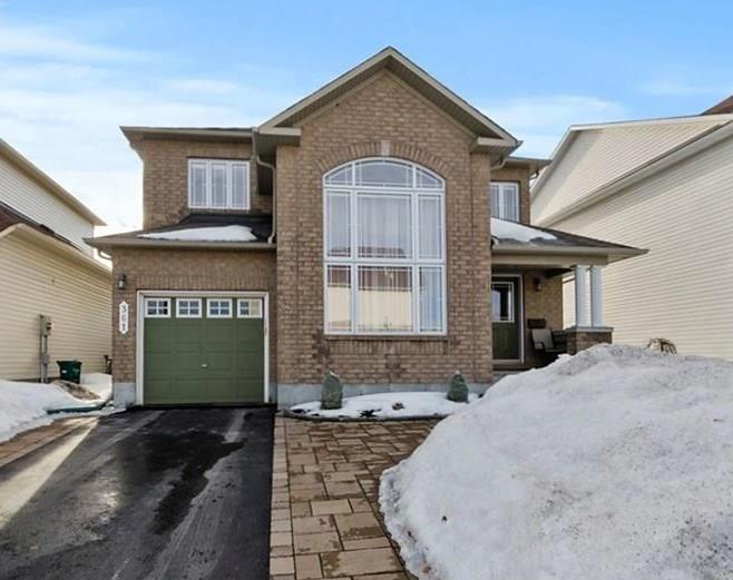 361 Goldenbrook Way, Ottawa, Ontario K4A0L2