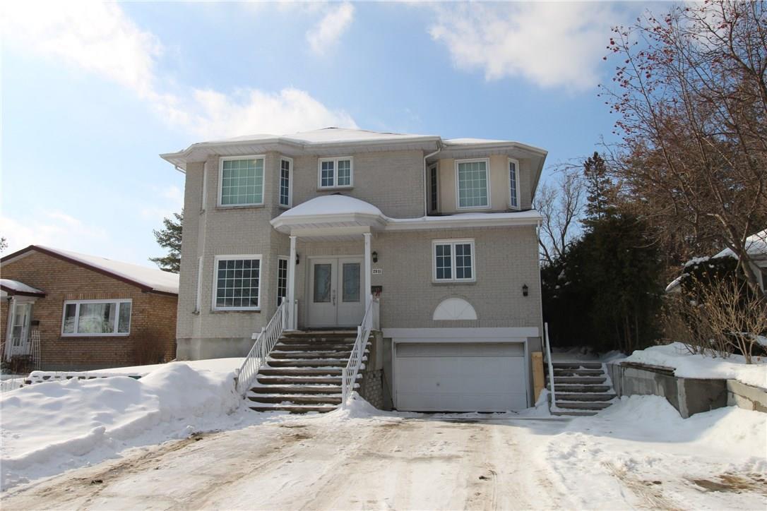 2911 Highfield Crescent, Ottawa, Ontario K2B6G4