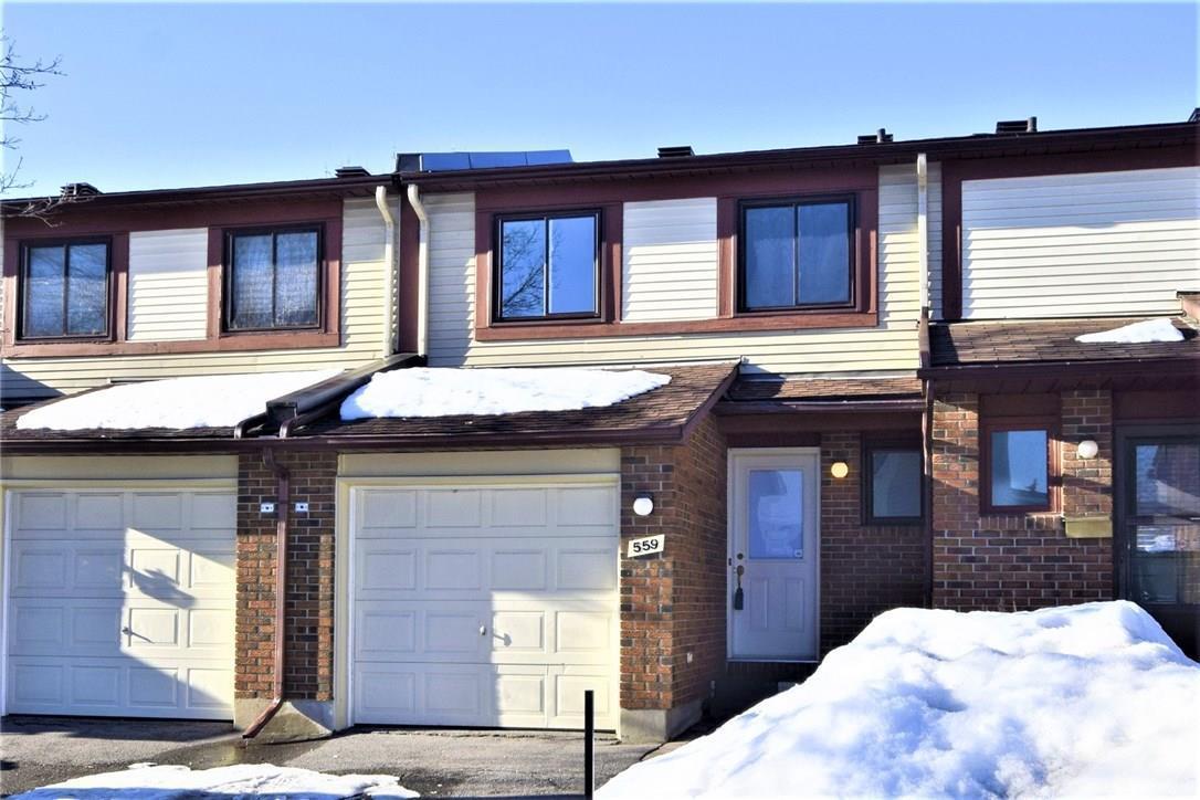 559 Canotia Place, Ottawa, Ontario K4A2H5