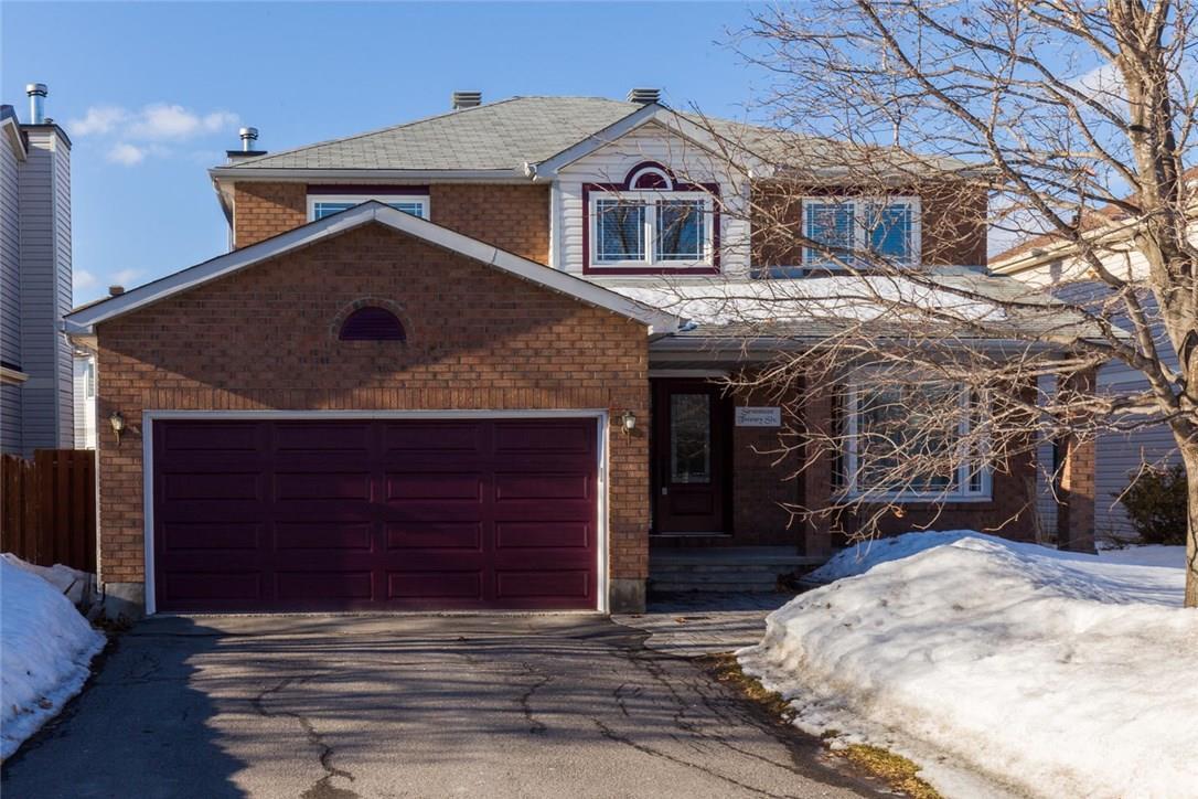1726 Leduc Crescent, Ottawa, Ontario K4A2V1