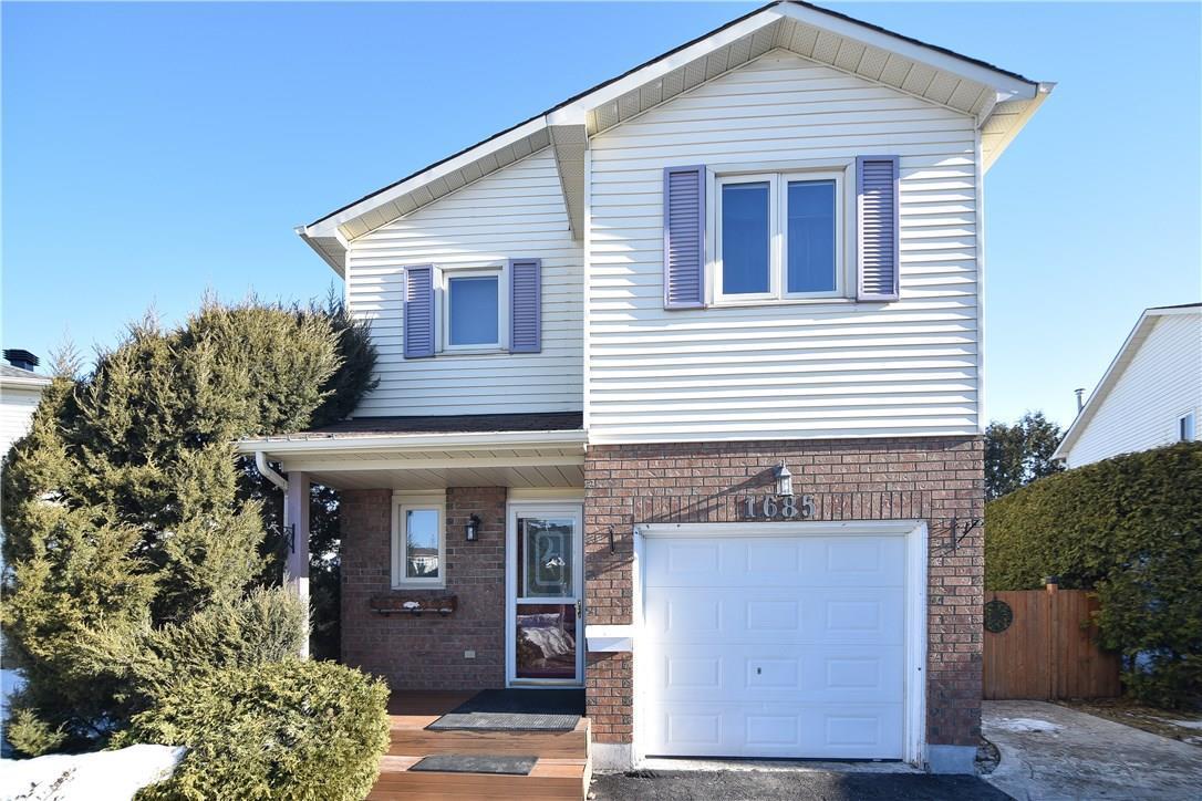 1685 Lacombe Drive, Ottawa, Ontario K4A2R9