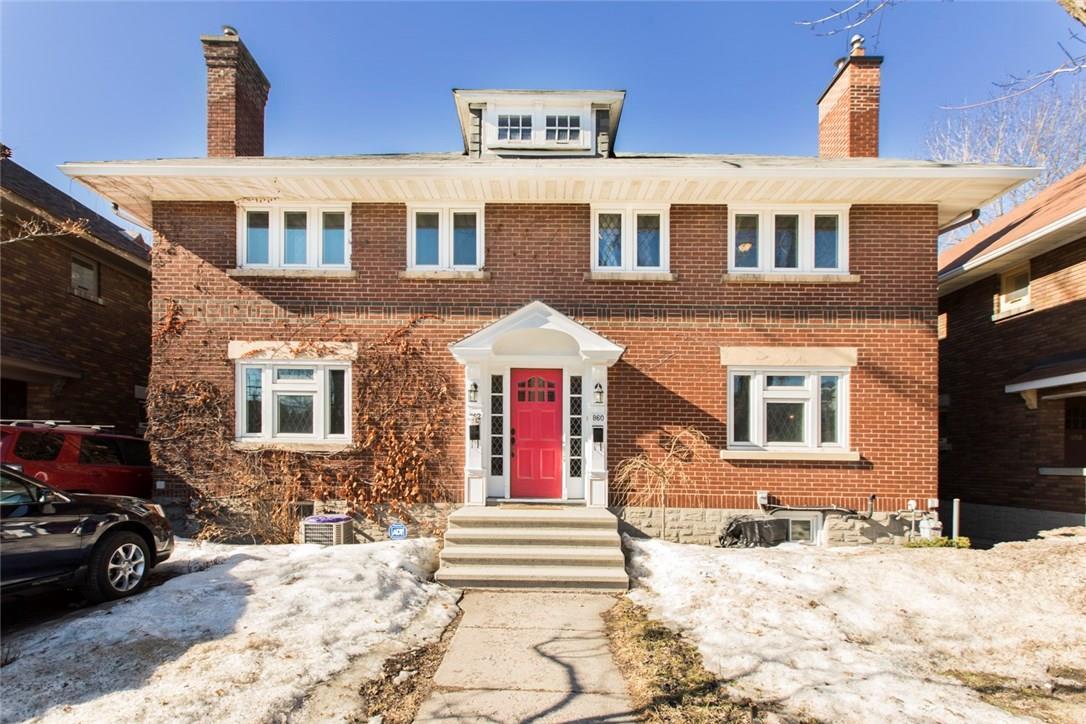 860 Bronson Avenue, Ottawa, Ontario K1S4G7