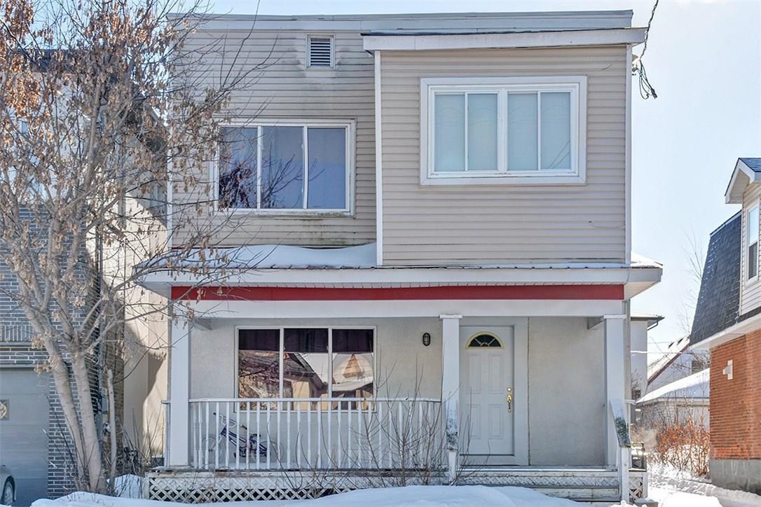 288 Duncairn Avenue, Ottawa, Ontario K1Z7G9