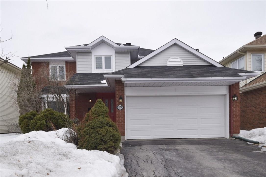 1379 Caserta Place, Ottawa, Ontario K4A3B9