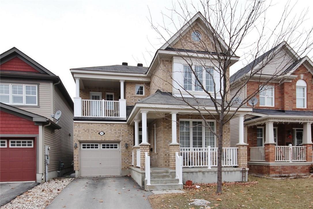 315 River Landing Avenue, Ottawa, Ontario K2J3V4