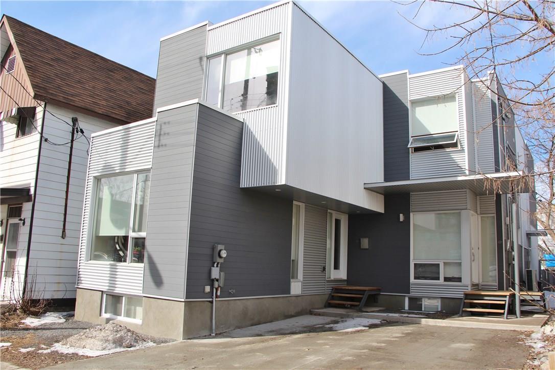 93 Armstrong Street Unit#b, Ottawa, Ontario K1Y2V6