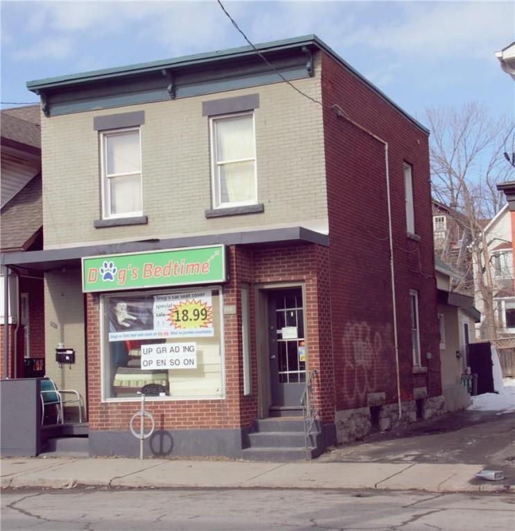 527 Gladstone Avenue, Ottawa, Ontario K1R5N9