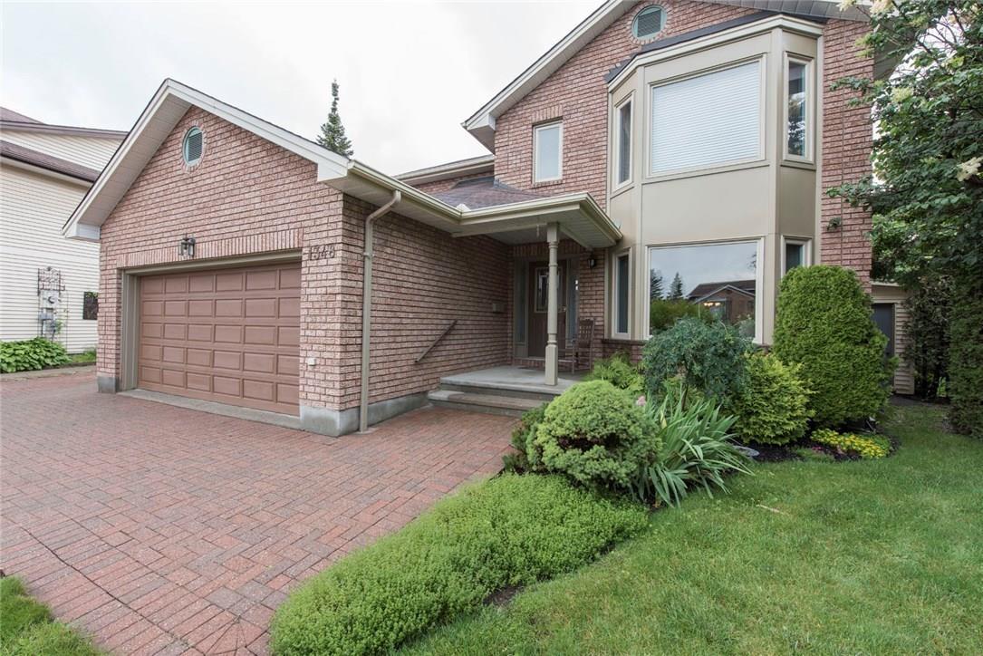 1348 De Papillon Place, Ottawa, Ontario K4A1Y9
