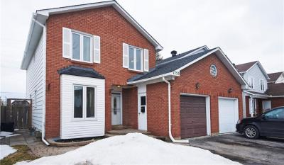 Photo of 1753 Stoneboat Crescent, Orleans, Ontario K1C1W9
