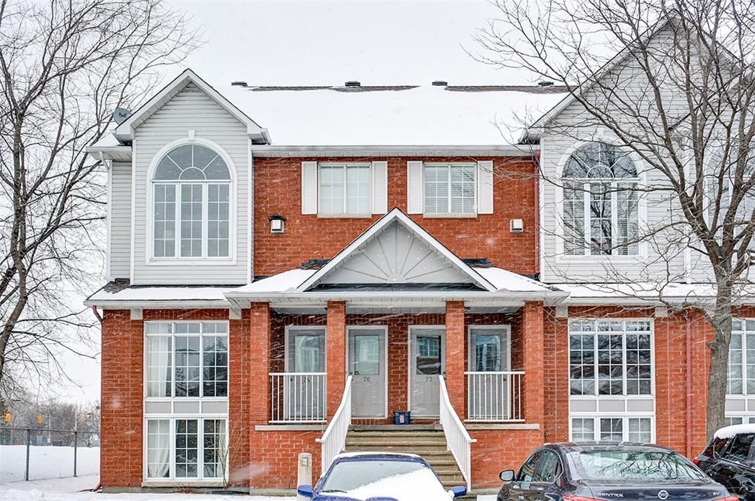 74 Briston Private, Ottawa, Ontario K1G5P5