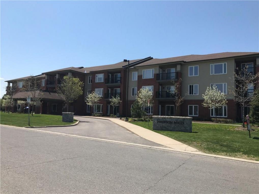 100 Jamieson Street Unit#109, Almonte, Ontario K0A1A0