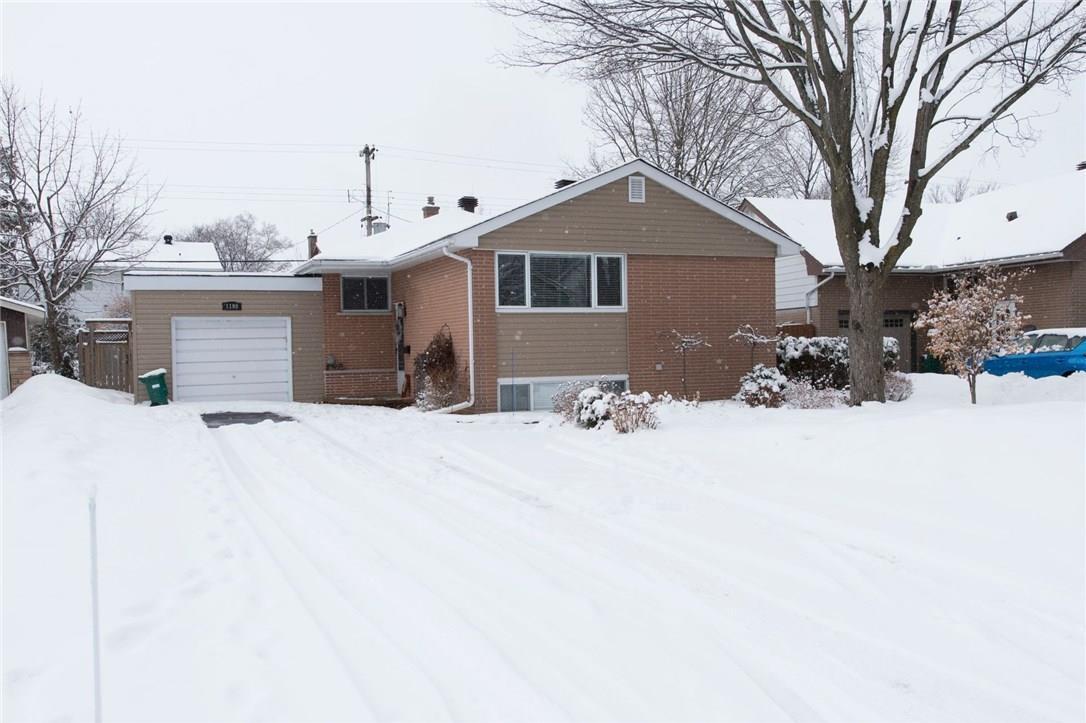 1190 Greyrock Crescent, Ottawa, Ontario K2C2A4