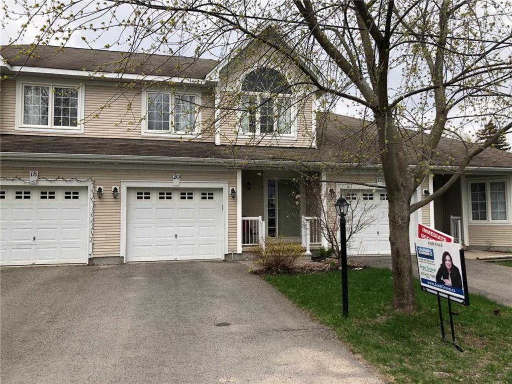 20 Alma Street E, Kemptville, Ontario K0G1J0