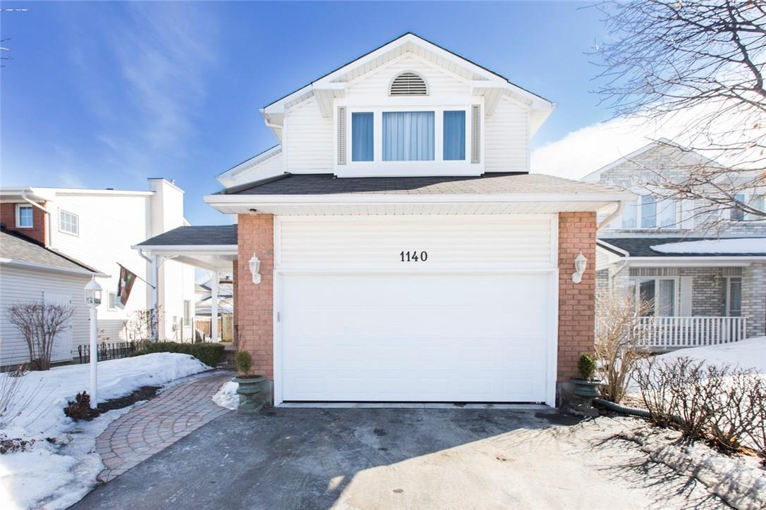 1140 Ambercrest Street, Ottawa, Ontario K1J1A9