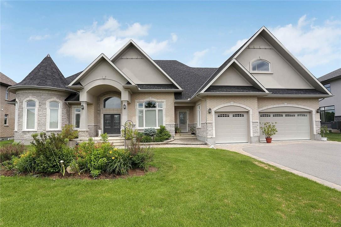 460 Lockmaster Crescent, Manotick, Ontario K4M1L9