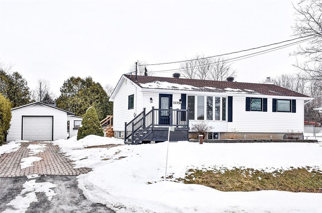 2695 Charters Street, Metcalfe, Ontario K0A2P0