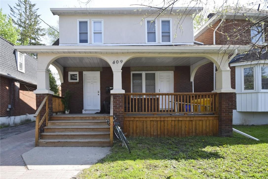 409 Chapel Street, Ottawa, Ontario K1N7Z9