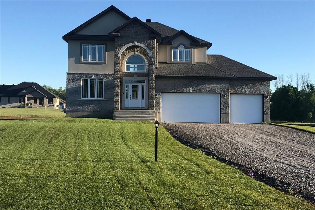 1661 Nightshade Place, Metcalfe, Ontario K4P0C7