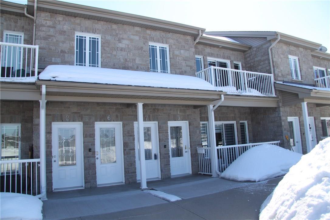 34 Valain Street Unit#7, Alfred, Ontario K0B1A0