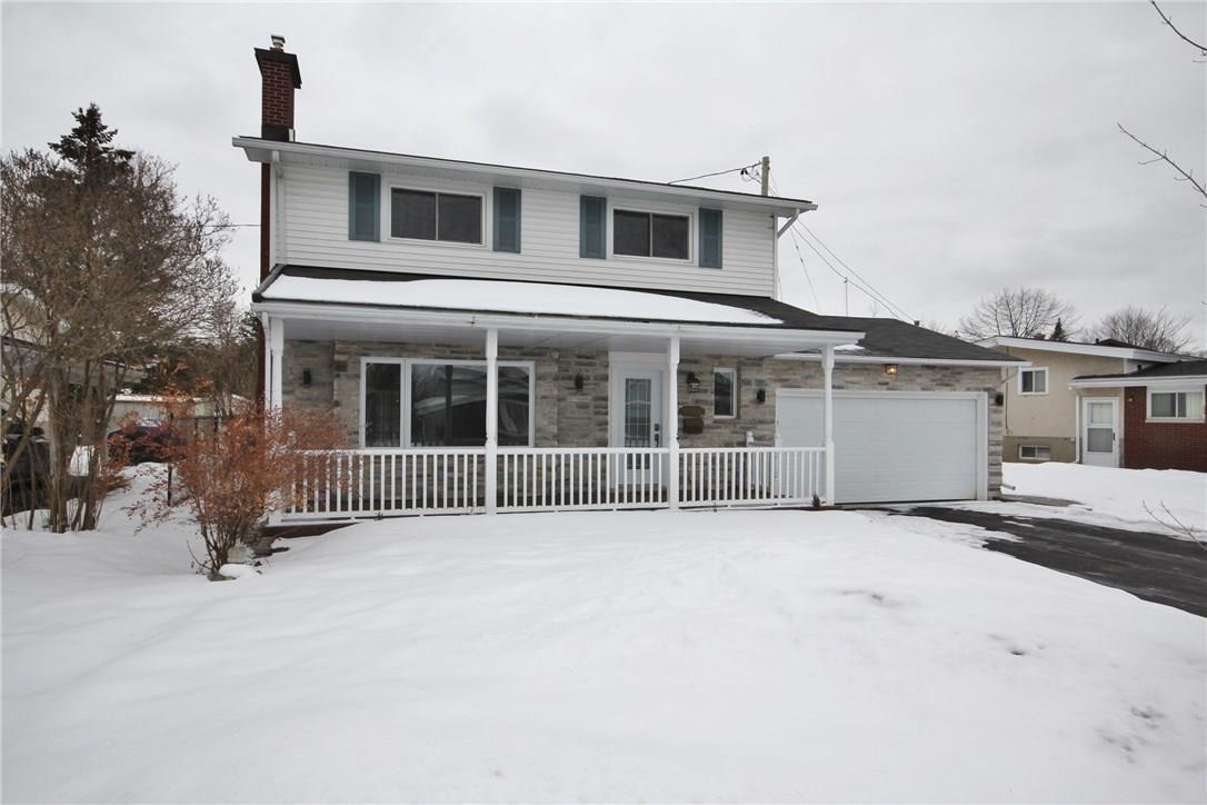 2306 Ryder Street, Ottawa, Ontario K1H6X5