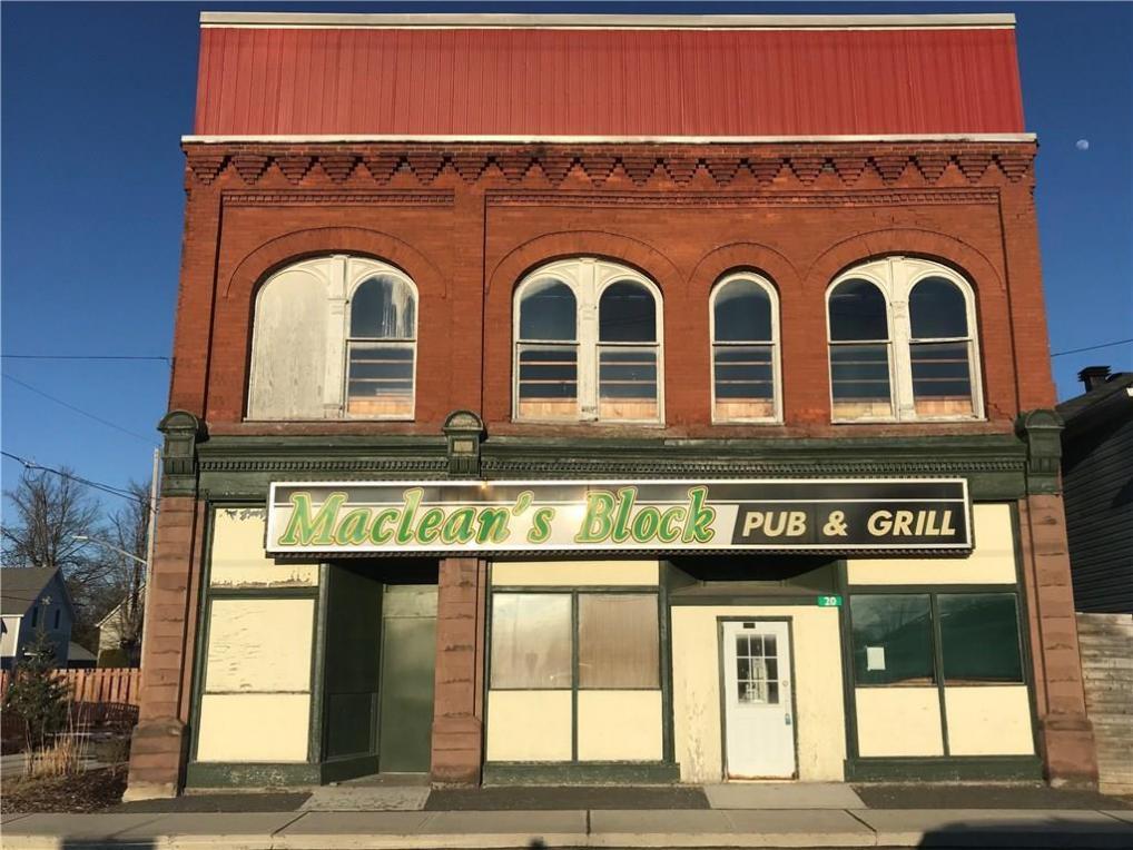 20 Main Street, Finch, Ontario K0C1K0