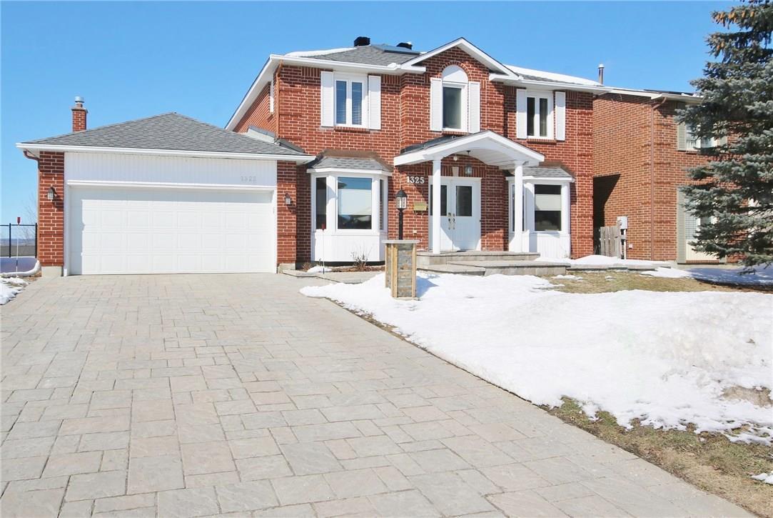 1325 Turner Crescent, Ottawa, Ontario K1E2Y5