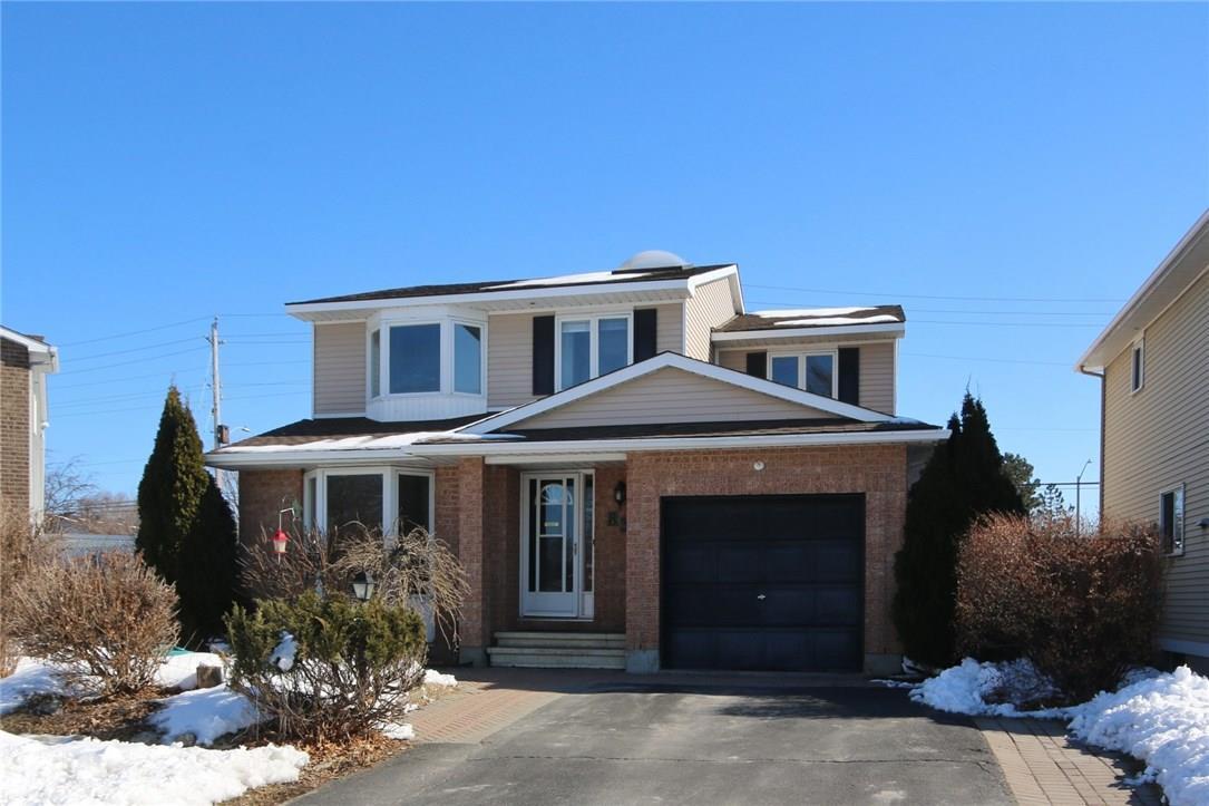 83 Homestead Street, Ottawa, Ontario K2E7T3