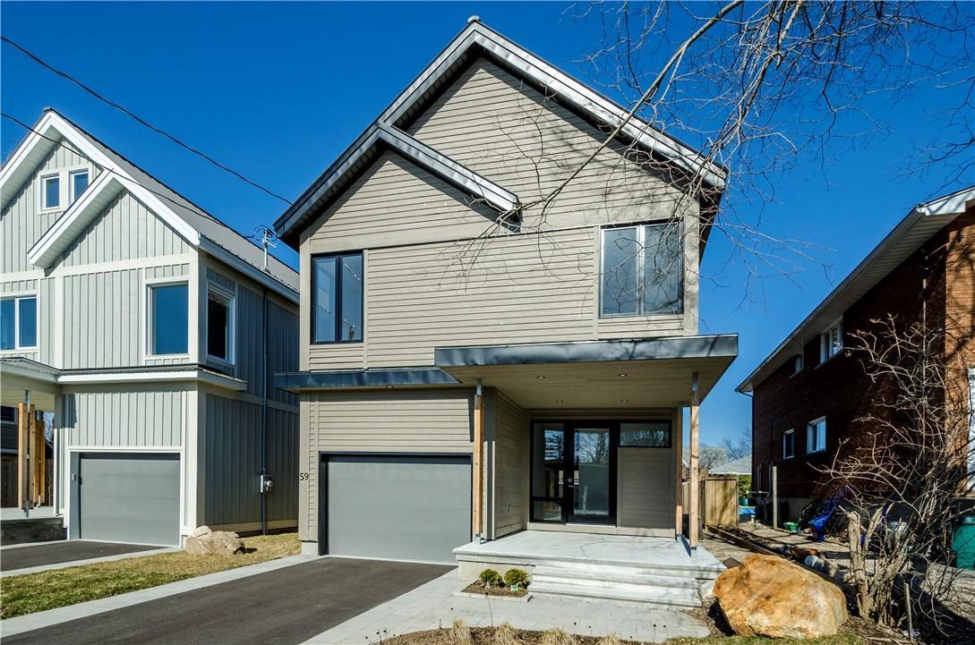 59 Bradford Street, Ottawa, Ontario K2B5Y7