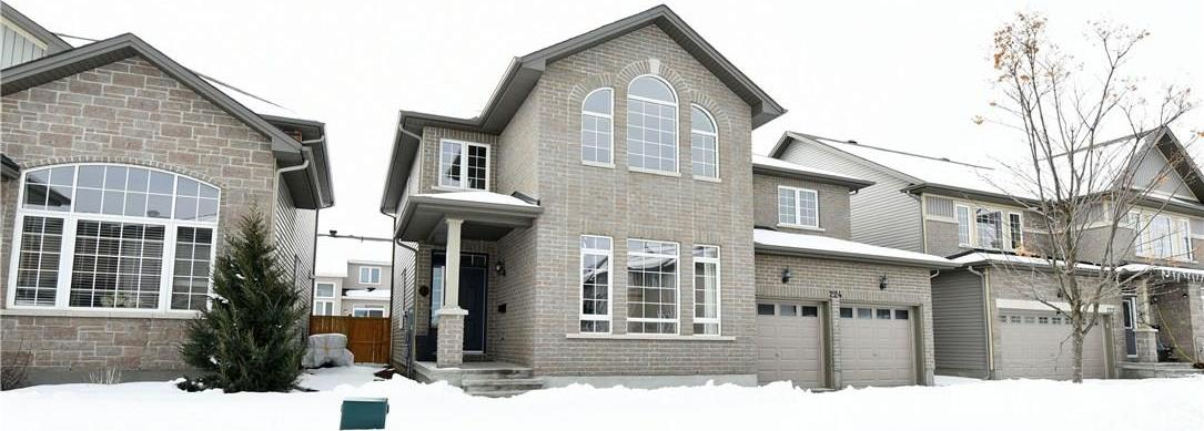 224 Dave Smith Crescent, Ottawa, Ontario K4M0B8