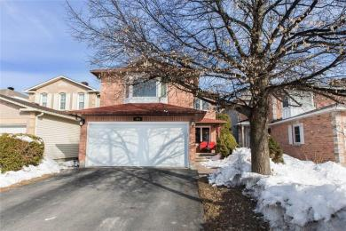 1603 Des Serins Lane, Orleans, Ontario K1C5C4