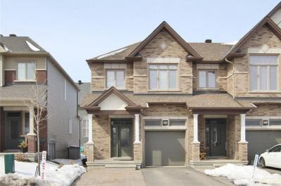 Photo of 827 Loosestrife Way, Ottawa, Ontario K1T3X1