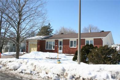 1401 Metz Crescent, Ottawa, Ontario K1K3Z7