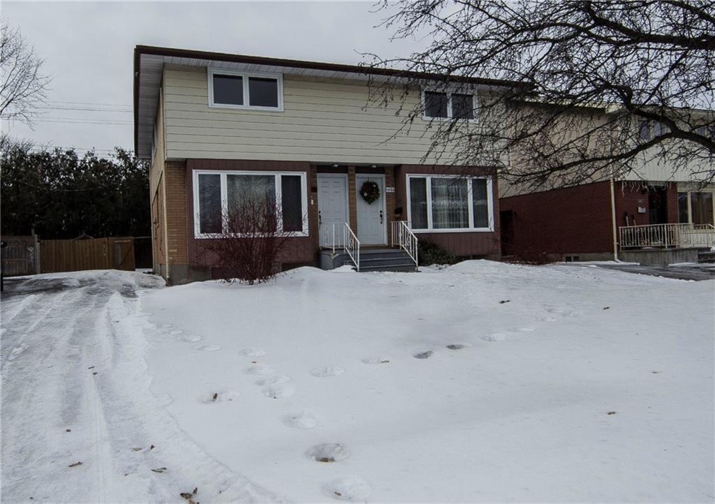 1466/1468 Claymor Avenue, Ottawa, Ontario K2C1S6