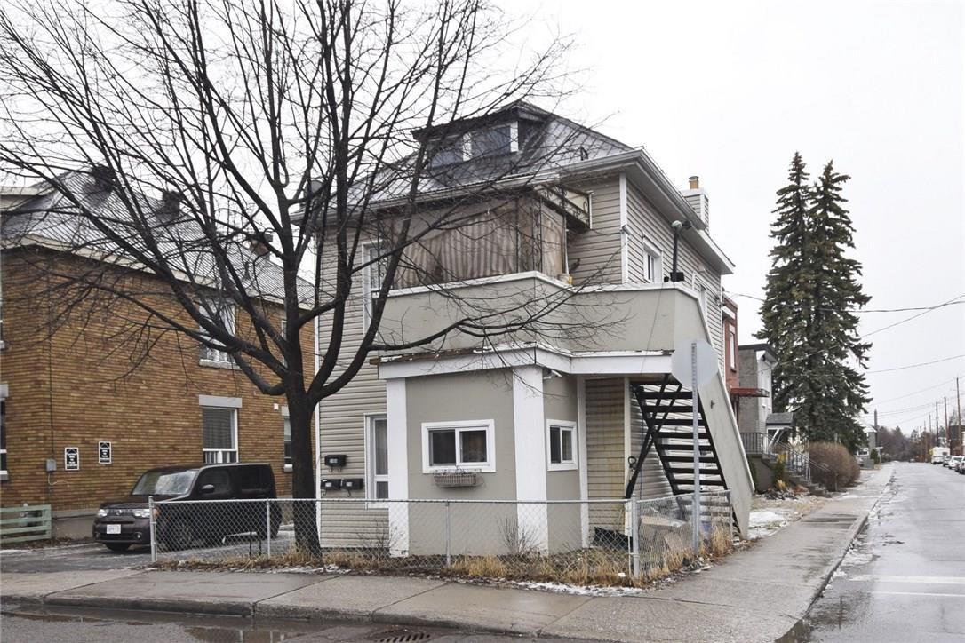216 Hannah Street, Ottawa, Ontario K1L7M8