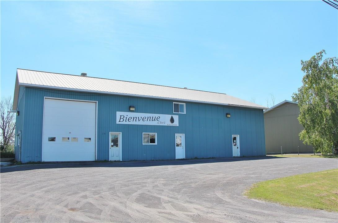 38 Industrial Road, Casselman, Ontario K0A1M0