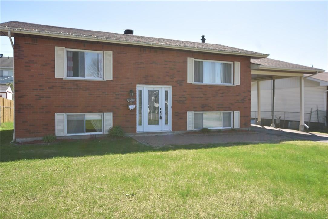 1022 Ghislain Street, Hawkesbury, Ontario K6A3B2