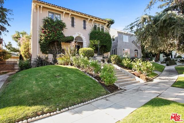 617 N Plymouth Boulevard, Los Angeles, CA 90004