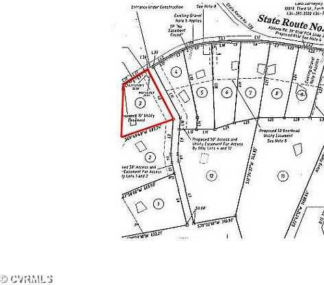 Lot 3 Abilene Road, Farmville, VA 23901