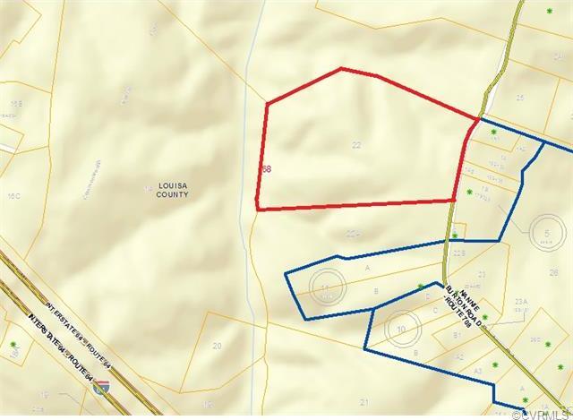 1001 Nannie Burton Rd, Louisa, VA 23093