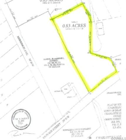 Parsonage Road, Drakes Branch, VA 23937