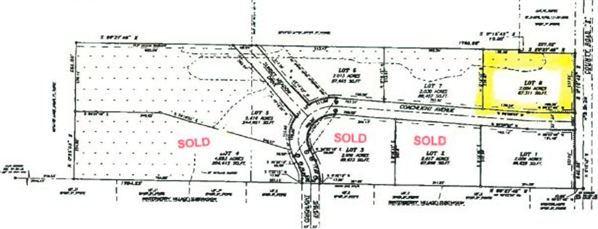 Lot #8 Coachlight Avenue, Marshfield, WI 54449