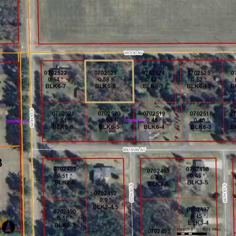 Lot 8, Blk 6 Wood Avenue, Wisconsin Rapids, WI 54494