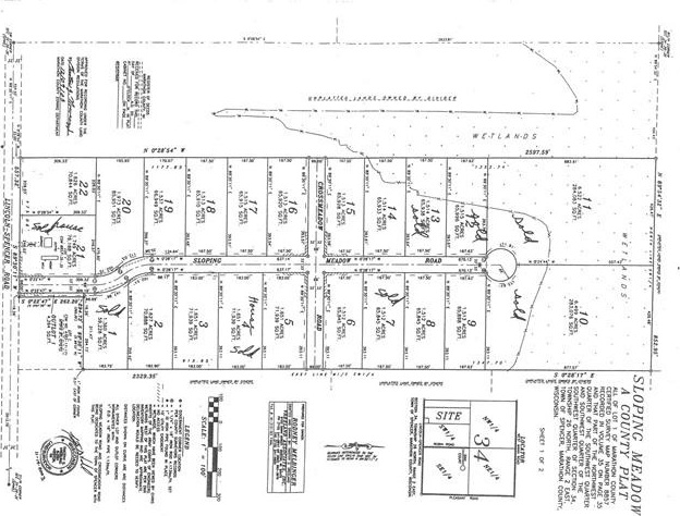 Lot 22 Lincoln Spencer Road Sloping Meadow Subdivisio, Marshfield, WI 54449