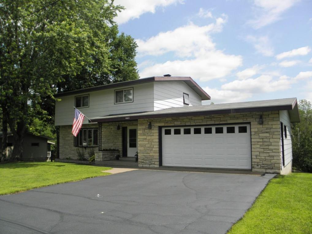 1063 Whitmer Avenue, Park Falls, WI 54552