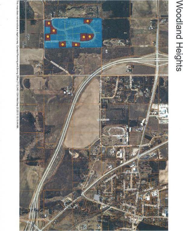 4710 Turkey Trail Lot #10 Woodland Heights, Amherst, WI 54406
