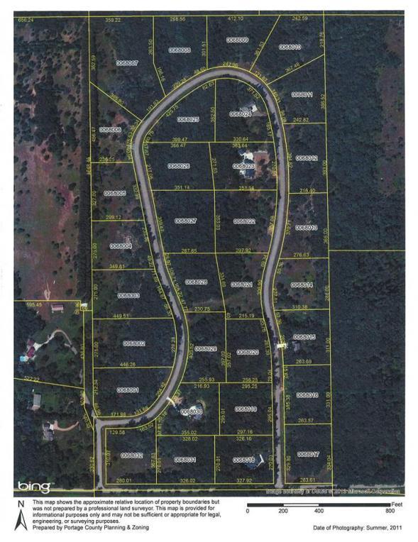 4706 Turkey Trail Lot #9 Woodland Heights, Amherst, WI 54406