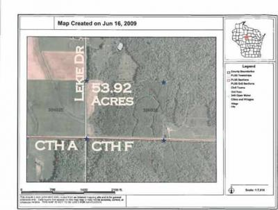 Photo of County Road F, Athens, WI 54411