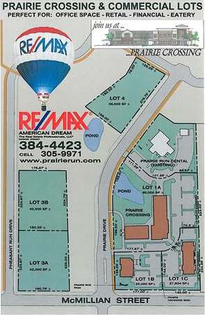 Lot 3B Prairie Run Subdivision, Marshfield, WI 54449