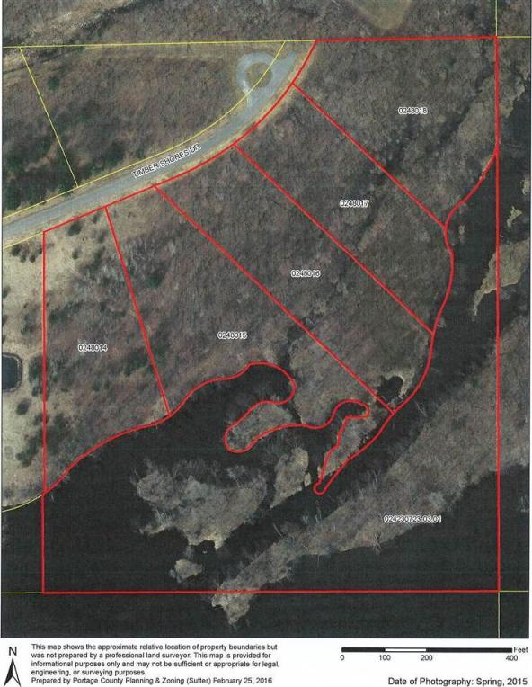 Lot 16 Timber Shores Drive, Stevens Point, WI 54481